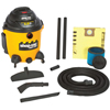 Vacuums: Shop-Vac - The Right Stuff Series Industrial Wet/Dry Vacuums, 12 Gal, 5 HP