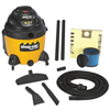 Vacuums: Shop-Vac - The Right Stuff Series Industrial Wet/Dry Vacuums, 18 Gal, 6 1/2 HP