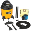 Vacuums: Shop-Vac - The Right Stuff Series Extra Quiet Contractor's Wet/Dry Vacuum, 22 Gal, 6 1/2 HP