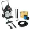 Vacuums: Shop-Vac - Carted Contractor Wet/Dry Vacuums, 10 Gal