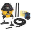 Vacuums: Shop-Vac - 6 gal. 3 Peak HP Wet/DryVacuum