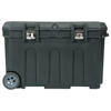 tool storage: Stanley-Bostitch - Mobile Chest, 23 In X 37 In X 23 In, 50 Gal, Black