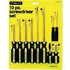 Stanley-Bostitch 100 Plus® 7 Piece Combination Screwdriver Sets STA 680-66-157