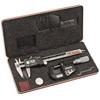 L.S. Starrett Electronic Caliper & Micrometer Sets LSS 681-12206