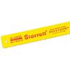 Handsaws Sets Handsaw Blades: L.S. Starrett - Redstripe® HSS Power Hacksaw Blades