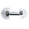 L.S. Starrett International Metric Standard Screw Pitch Gages LSS 681-50589