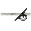 protractor: L.S. Starrett - 490 & 491 Series Reversible Bevel Protractors