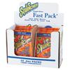 energy drinks: Sqwincher - Fast Packs, Orange, 6 oz, Pack, 200 Per Case