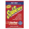 energy drinks: Sqwincher - Fast Packs, Fruit Punch, 6 oz, Pack, 200 Per Case