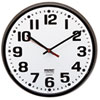 Ability One AbilityOne™ Slimline Wall Clock NSN 0468849