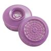 Honeywell Respirator Cartridges, P100, Magenta, 10 Per Box FND 695-105005