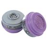 Honeywell Respirator Cartridge/Filter, Organic Vapors, P100, 4 Per Box FND 695-105110