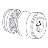 Honeywell S-Series, N95 Filter Pad SPR 695-106010