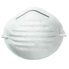 Honeywell Nuisance Disposable Dust Mask, Nose/Mouth, White, One Size, 50/Box FND 695-14110094CC