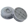 Honeywell Respirator Cartridge/Filter, Organic Vapors, S- Series, N95, Gray FND 695-B100100