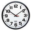 Ability One AbilityOne™ Slimline Wall Clock NSN 3897944