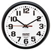 Ability One AbilityOne™ Slimline Wall Clock NSN 3897958