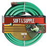Swan Soft & Supple Garden Hoses, 5/8 In X 50 Ft, Green ORS 697-SNSS58050