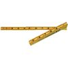 ruler: U.S. Tape - Rhino Folding Rulers, 6 Ft, Fiberglass, Engineer's In 10Ths