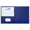 Ability One AbilityOne™ Double Pocket Portfolio NSN 5842489