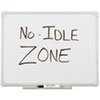 Ability One AbilityOne™ Quartet®/SKILCRAFT® Magnetic Porcelain Marker Board NSN 5550292