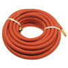 Continental ContiTech Wingfoot Air/Water Hoses, 0.13 Lb @ 1 Ft, 1/2 In O.D., 1/4 In I.D., 700 Ft CCT 713-20025498