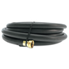 Continental ContiTech - Horizon Black Air/Water Hoses, 0.24 Lb @ 1 Ft, 1/2 In Id, 700 Ft, 300 Wp