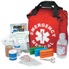 first aid kits: Honeywell - First Responder Emergency Medical Kit, 25 Person, Nylon