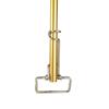 Fuller Brush Spring-Lok Wet Mop Handle - 60 Inches Long FLB 7154