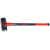 Union Tools Razor-Back Sledge Hammers, 12 Lb, 34 1/4 In Fiberglass Handle UNT 760-3116000