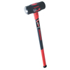 Union Tools Razor-Back Sledge Hammers, 16 Lb, 34 1/4 In Fiberglass Handle UNT 760-3117000