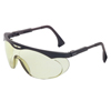Honeywell Uvex™ Skyper Eyewear, Sct-Low Ir Polycarb Anti-Scratch Hard Coat Lenses, Black Frame FND 763-S1930X