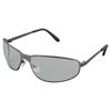 Honeywell Uvex™ Tomcat Eyewear, Polycarb Anti-Scratch Hard Coat Lenses, Gunmetal Metal Frame FND 763-S2450