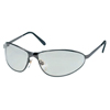 Honeywell Uvex™ Tomcat Eyewear, Gray Polycarbonate Anti-Scratch Hard Coat Lenses, Gunmetal Frame FND 763-S2451
