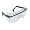 Honeywell Uvex™ Astrospec Otg 3001 Eyewear, Polycarb Anti-Scratch Hard Coat Lenses, Black Frame FND 763-S2500