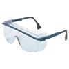 Honeywell Uvex™ Astrospec Otg 3001 Eyewear, Ir 5.0 Polycarb Anti-Scratch Hard Coat Lenses, Black FND 763-S2509