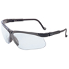 Honeywell Uvex™ Genesis Eyewear, Clear Polycarbonate Anti-Fog Lenses, Black Frame FND 763-S3200X