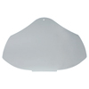 Honeywell Uvex™ Bionic Face Shield Replacement Visors, Uncoated/Clear, Full, Polycarbonate FND 763-S8550