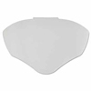 Honeywell Uvex® Bionic® Face Shield Replacement Visors UVS 763-S8555