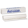 Carports 10 Foot: Warp Brothers - Poly-Cover Plastic Sheets, 6 Mil, 10 X 100, Clear