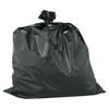Warp Brothers Trash Can Liners, 33 Gal, 2.5 Mil, 33 X 40, Black ORS 795-HB33-60