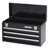 tool storage: Waterloo - Portable Chests, 20.535 In X 8.56 In X 9.56 In, 1,275 Cu In, Black