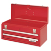 Waterloo Portable Chests, 20.535 In X 8.56 In X 9.56 In, 1,275 Cu In, Black ORS 797-MP-2012BK