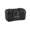 tool storage: Waterloo - Plastic Tool Boxes, 17 In W X 9 2/5 In D X 9 In H, Polypropylene, Black
