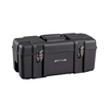 "tool storage: Waterloo - Plastic Tool Boxes, 23 1/2"" W X 10 3/4"" D X 10 1/4"" H, Polypropylene, Black"