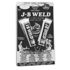 J-B Weld Cold Weld Compounds ORS 803-8265-S