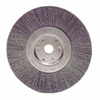 Abrasives: Weiler - Trulock™ Narrow-Face Crimped Wire Wheels