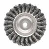 Abrasives: Weiler - Dualife® Standard Twist Knot Wire Wheels