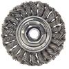 Weiler Dualife® Standard Twist Knot Wire Wheels WEI 804-08106