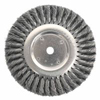Abrasives: Weiler - Dualife® Standard Twist Knot Wire Wheels